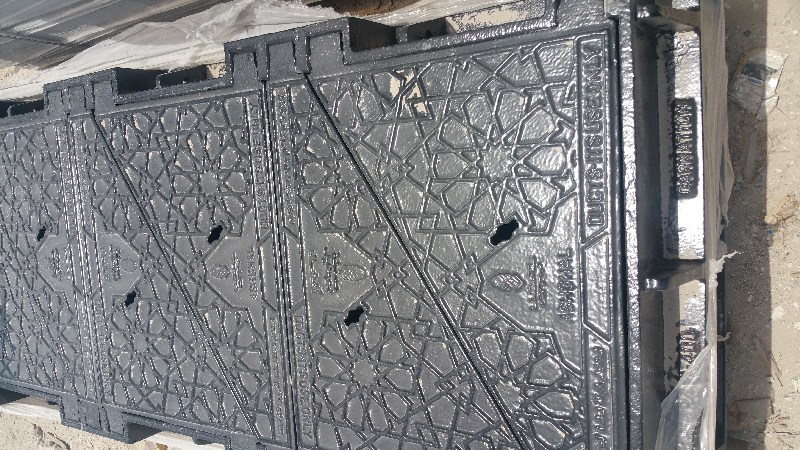 D I  Manhole Covers & Frames, Gully Gratings, Channel